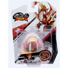 Волчок Auldey Infinity Nado V серия Nado Egg Fiery Dragon