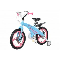 Детский велосипед Miqilong GN Синий 16` MQL-GN16-Blue