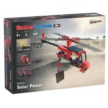 Конструктор fisсhertechnik PROFI Солнечная энергия FT-559882