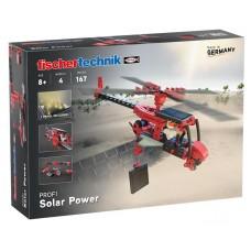 Конструктор fisсhertechnik PROFI Солнечная энергия FT-5598