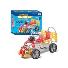 Конструктор металлический Same Toy Inteligent DIY Model 17