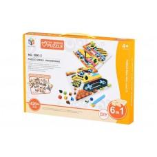 Пазл Same Toy Colour ful designs 420 эл. 5993-2Ut