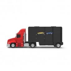 Грузовик-транспортер Driven Turbocharge + 2 машинки WH1123