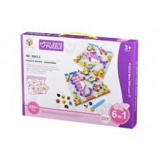 Пазл Same Toy Colour ful designs 420 эл. 5993-3Ut