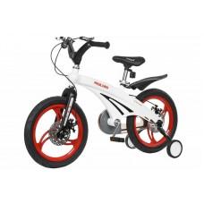 Детский велосипед Miqilong GN Белый 16` MQL-GN16-White