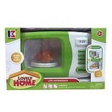 Игровой набор Same Toy Lovely Home Микроволновая печь 3214