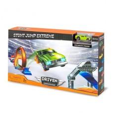 Игровой набор трек Driven Turbocharge stunt jump extreme W