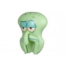 Игрушка-головной убор SpongeBob SpongeHeads Squidward EU69