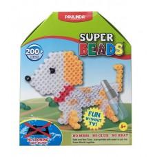 Аквамозаика Paulinda Super Beads 200 деталей Собака PL-150