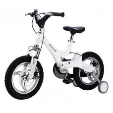 Детский велосипед Miqilong JZB Белый 16` MQL-JZB16-white