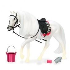Игровая фигура Lori Белая лошадь с Камарилло LO38000Z