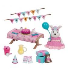 Игровой набор Lil Woodzeez День рождение 6151Z