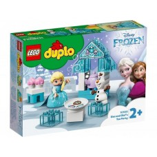 Конструктор LEGO DUPLO Чаепитие у Эльзы и Олафа