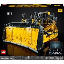 Конструктор LEGO Technic Бульдозер Cat D11 на пульте управления 42131