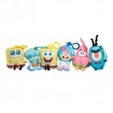 Мягкая игрушка-брелок SpongeBob Mini Key Plush SpongeBob в