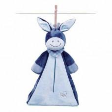 Nattou Мягкая игрушка Сумка для подгузников ослик Алекс 32