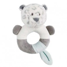 Nattou Погремушка-кольцо леопард Лея 963237