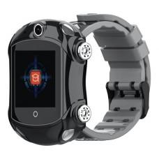 Детские телефон-часы с GPS трекером GOGPS ME X01 Черные