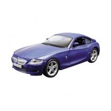 Автомодель - Bmw Z4 M Coupe (синий металлик, 1:32) 18-4300