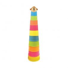 Игровой набор - Мартышкина Пирамидка 57646