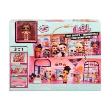 Игровой набор с куклой LOL Surprise! - Маленькие магазинчики Лол 576297
