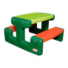Игровой столик для пикника - Яркие цвета, Джуниор (зеленый