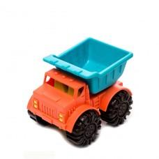 Игрушка для игры с песком - Мини-Самосвал (Цвет Папайя-Мор