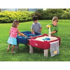 Песочница-стол 2 в 1 - Играем И Рисуем (для песка и воды, с аксессуарами) 451T10060