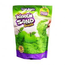 Песок для детского творчества с ароматом - Kinetic Sand Карамельное Яблоко 71473A