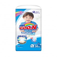 Трусики-подгузники GOO.N для мальчиков 12-20 кг (размер Bi