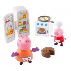 Игровой мини-набор Peppa - Кухня Пеппы (кухонная техника,