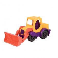 Игрушка для игры с песком - Мини-Экскаватор (цвет манго-сл
