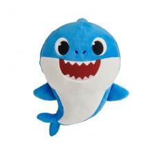 Интерактивная мягкая игрушка Baby Shark - Папа Акуленка 61