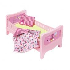 Кроватка для куклы Baby Born - Сладкие Сны(с постельным на