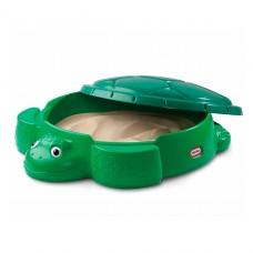 Песочница - Веселая черепаха (с крышкой) 173905000