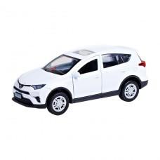Автомодель - Toyota Rav4 (белый, 1:32) RAV4-WH