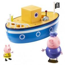 Игровой набор Peppa - Морское Приключение 5060