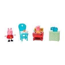 Игровой набор Peppa - В гостях у малыша Александра PEP0493