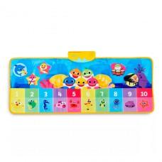 Музыкальный коврик-пианино Baby Shark - Прыгай и пой 61357