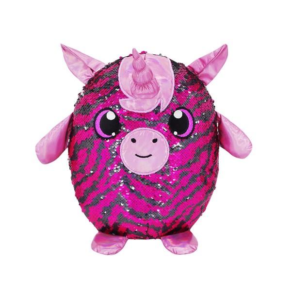 Мягкая игрушка с пайетками Shimmeez S3 - Единорог Кайли (36 cm) SH02032-0004