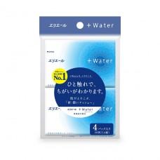 Платочки бумажные увлажняющие elleair +WATER с глицерином