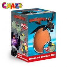Растущая игрушка в яйце - DreamWorks Dragons 13328