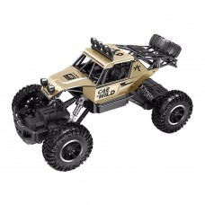 Автомобиль Off-Road Crawler на р/у - Car Vs Wild (золотой, аккум. 3,6V, метал. корпус, 1:20) SL-109AG