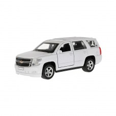 Автомодель - Chevrolet Tahoe (матовый белый) TAHOE-12FIL-W