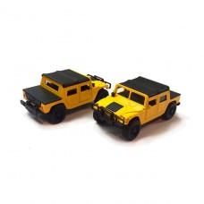 Автомодель - Hummer H1 (желтый) SB-18-09-H1-N(Y)-WB