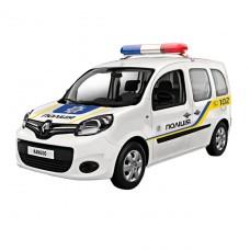Автомодель - Renault Kangoo Полиция KANGOO-BK