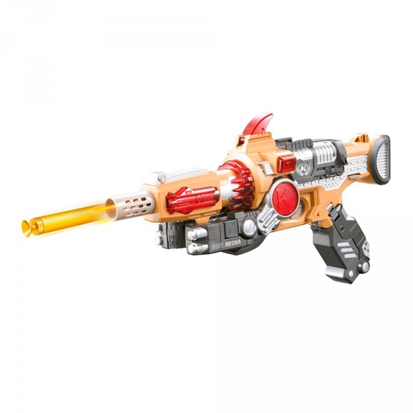 Баттлбот - трансформер - Пушка (30 cm, бластер, мишень, 20 стрел) SB463
