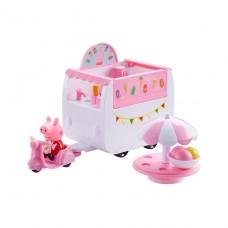Игровой набор Peppa - Фургончик С Мороженым 6297