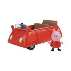 Игровой набор Peppa - Машина Пеппы (машинка, фигурка Пеппы