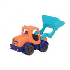 Игрушка для игры с песком - Мини-Экскаватор (цвет морской-